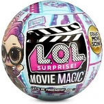 LOL Surprise! Movie Magic Doll with 10 Surprises New 2021