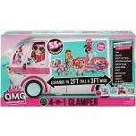 LOL Surprise! OMG Glamper Fashion Camper with 55+ Surprises