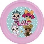 L.O.L. Surprise! Plastic plate 19 cm