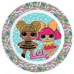 L.O.L. Surprise! Plate Micro