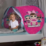 LOL Surprise! Тент на кровать 140х90 с ночником