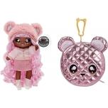 Na! Na! Na! Surprise 2-in-1 Pom Doll Glam Series - Cali Grizzly