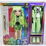 Rainbow High Fashion Doll- Jade Hunter