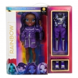 Rainbow High Fashion Doll Krystal Bailey - Indigo