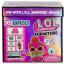 L.O.L. Surprise Surprise Spaces Pack with Bedroom & Neon Q.T.PNG