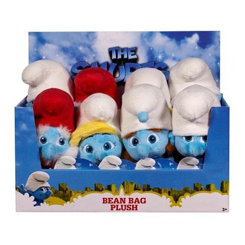 JAKKS SMURF Smurfs mīkstā rotaļlieta, 19 cm