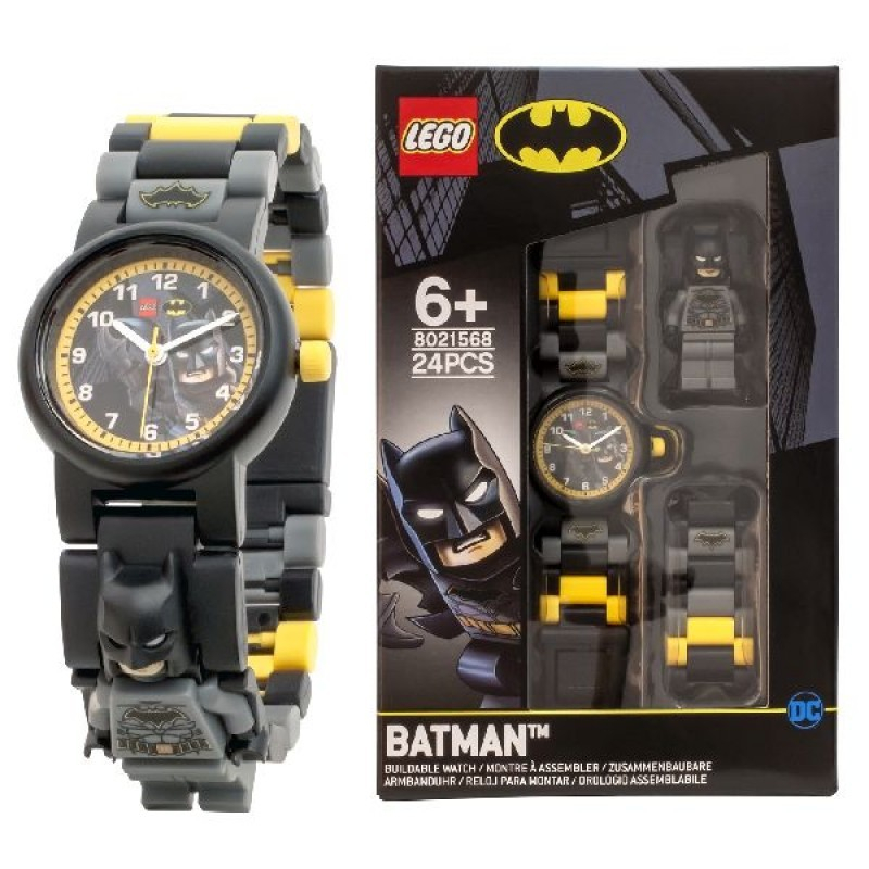 CLICTIME LEGO Batman Movie käekell Batman