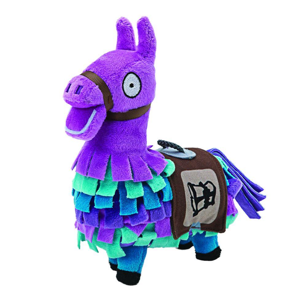 JAZWARES FORTNITE 18 cm Llama Drama Loot Plush