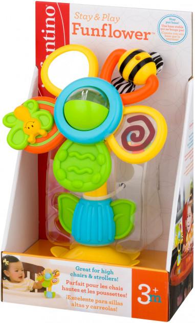 INF Fun Flower high Chair Toy
