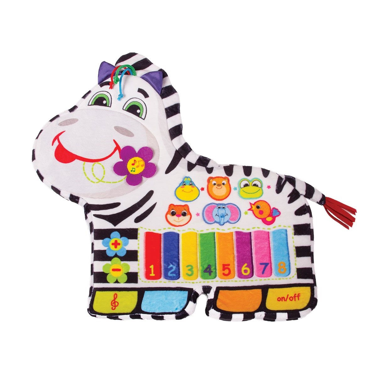 HPSN Vauvan musiikkimobile Fru-Frun Lauluja