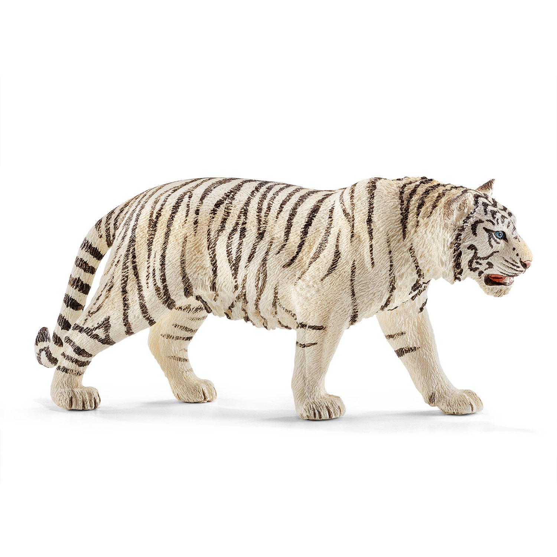 SCHLEICH TIGER, WHITE