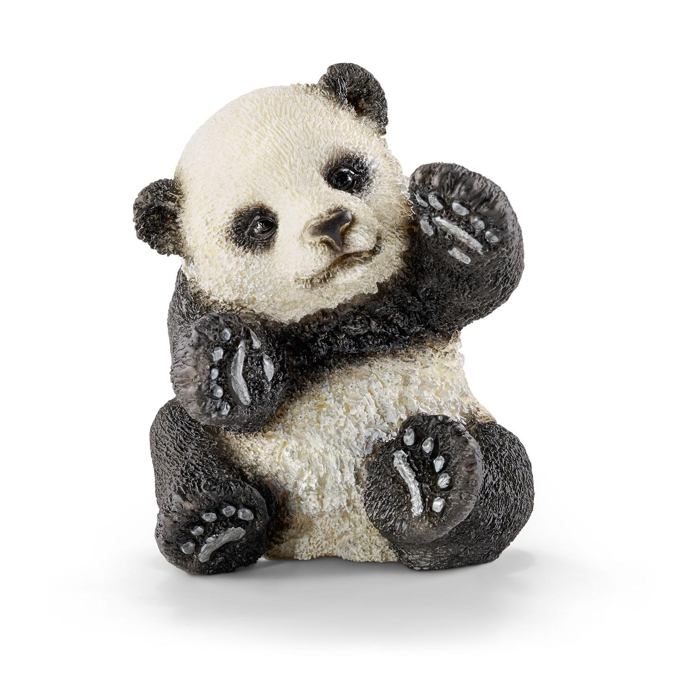 SCHLEICH PANDA CUB, PLAYING