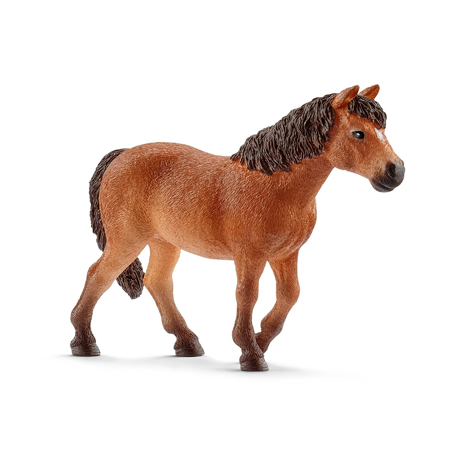 SCHLEICH FARM WORLD Dartmoori poni, mära