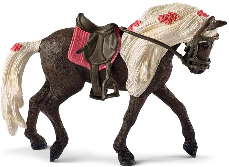 SCHLEICH HORSE CLUB Rocky Mountain Horse mare horse show
