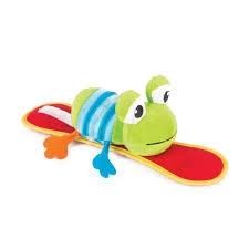 "HAPPY SNAIL Kinnitatav mänguasi ""Konn Kwaka"""