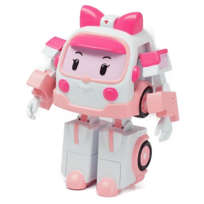 Robocar Poli transformer-robot AMBER