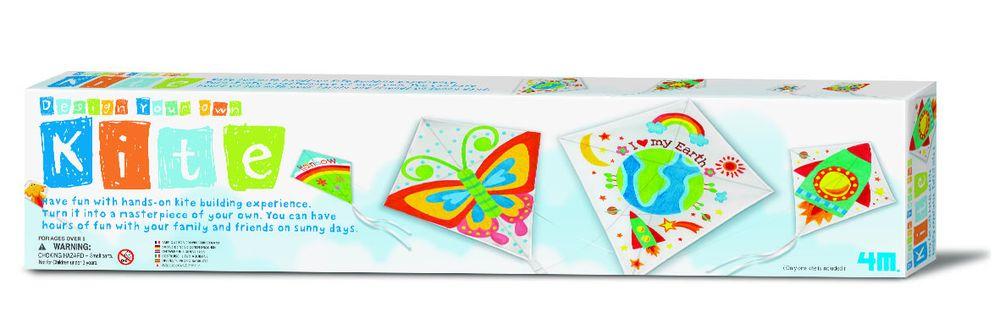 4M Tuulelohe värvimise komplekt