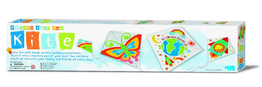 4M Design Your Own Kite