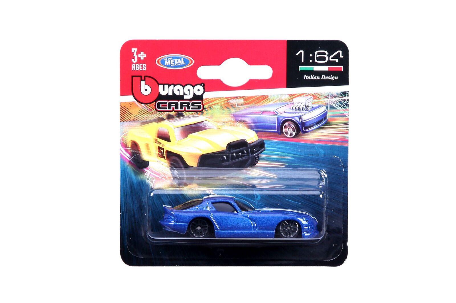 BBURAGO 1/64 Auto