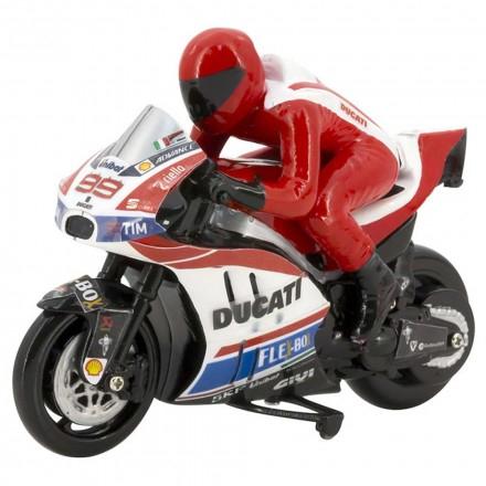 KIDZTECH 1/12 R/C Mini Ducati Rider (Rechargeable)