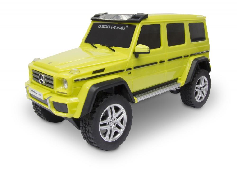 KIDZTECH 1/12 R/C Benz G500 (2016) 4 x 4 (Rechargeable) (2.4GHz)