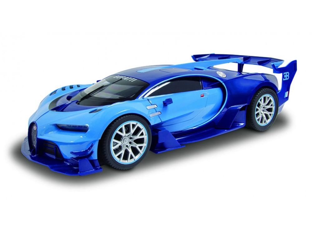 KIDZTECH 1/12 R/C Bugatti Vision GT (Rechargeable) (2.4GHz, yellow)