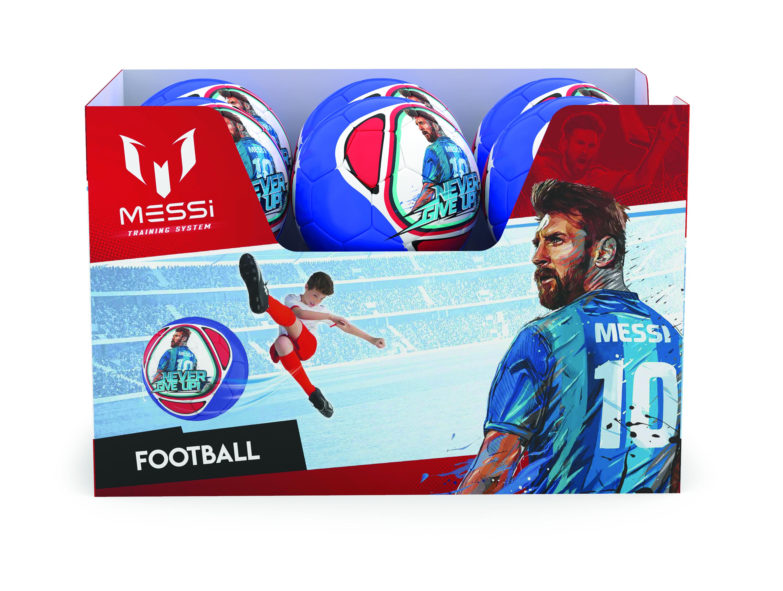 TIGERHEAD MESSI TRAINING SYSTEM Football Balls 12 Cm
