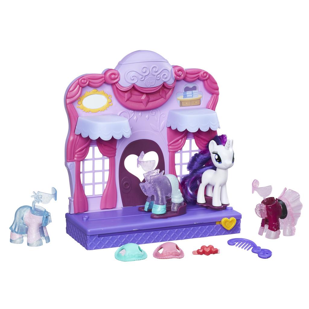 HASBRO My Little Pony Rarity Stiilikomplekt