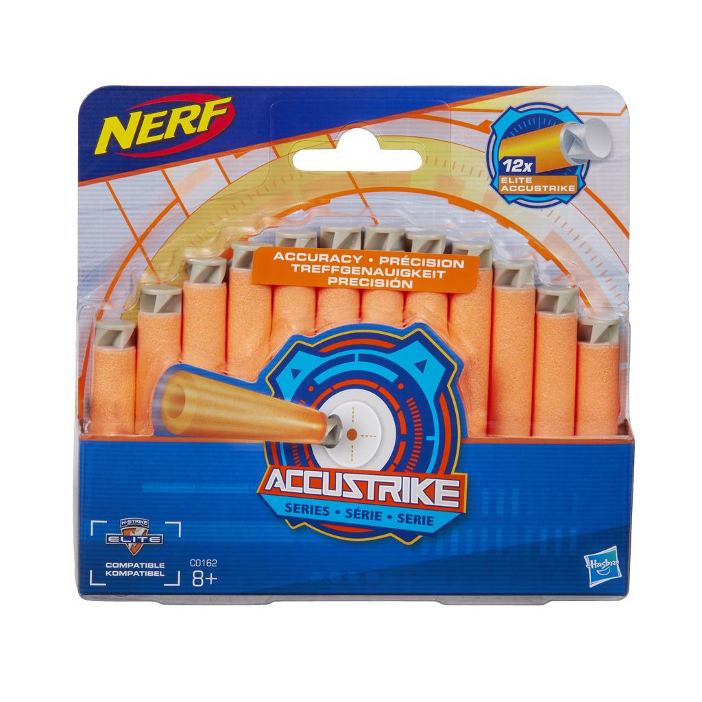 HASBRO NERF N-Strike Accustrike 12 dart pack