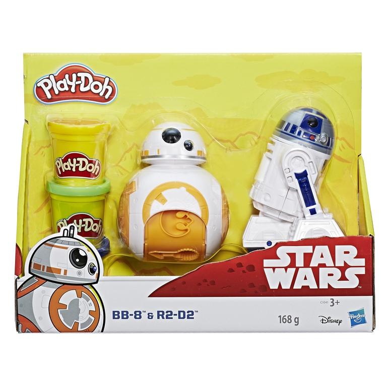HASBRO Play-Doh Star Wars setti