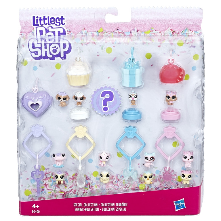 HASBRO LITTLEST PET SHOP Special collection 1 pack