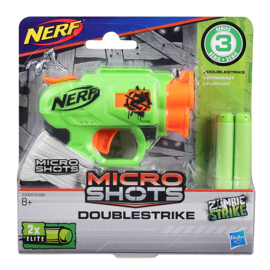HASBRO NERF MICROSHOTS Relv