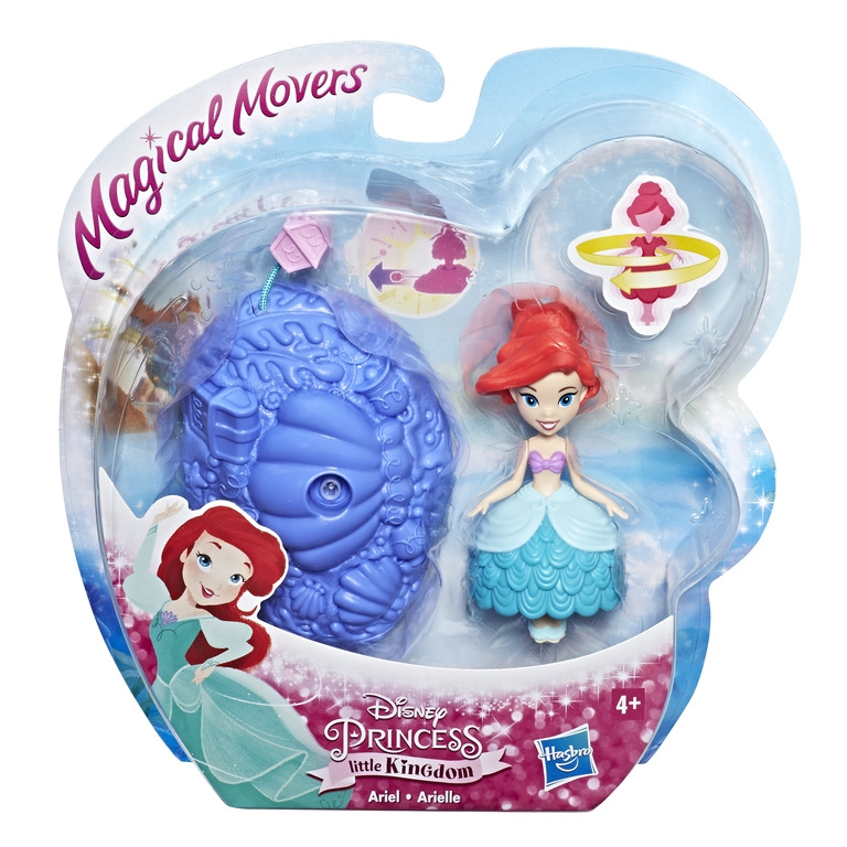 HASBRO DISNEY PRINCESSES Magical Movers