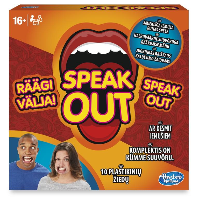 C2018-SPEAK OUT