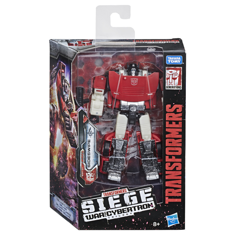 HASBRO TRANSFORMERS Generations war for Cybertron deluxe ast