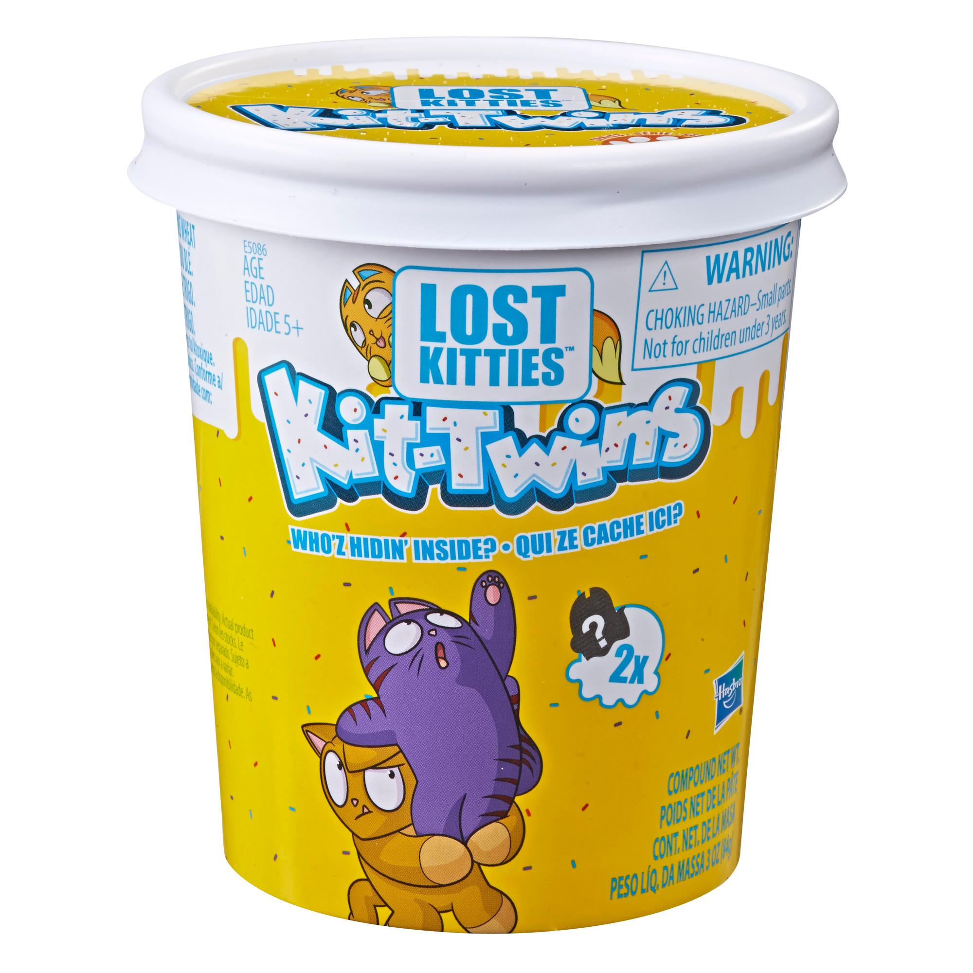 HASBRO LOST KITTIES Pimepakk (Kaksikud)