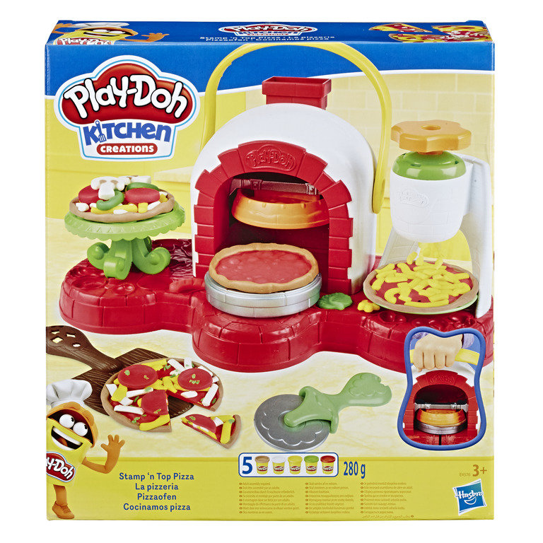 HASBRO PLAY-DOH Spin N Top Pizza