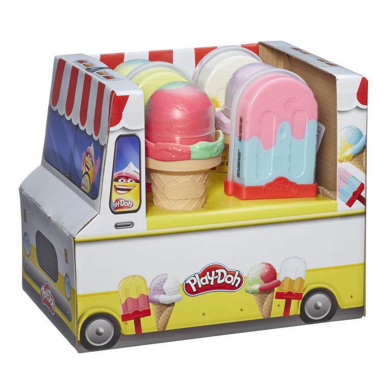 HASBRO PLAY-DOH Ice Pops N Cones ast