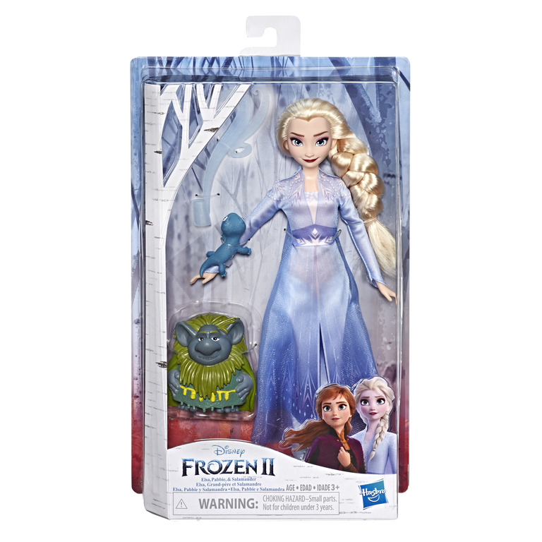 HASBRO DISNEY FROZEN 2 Storytelling Doll And Accessories ast