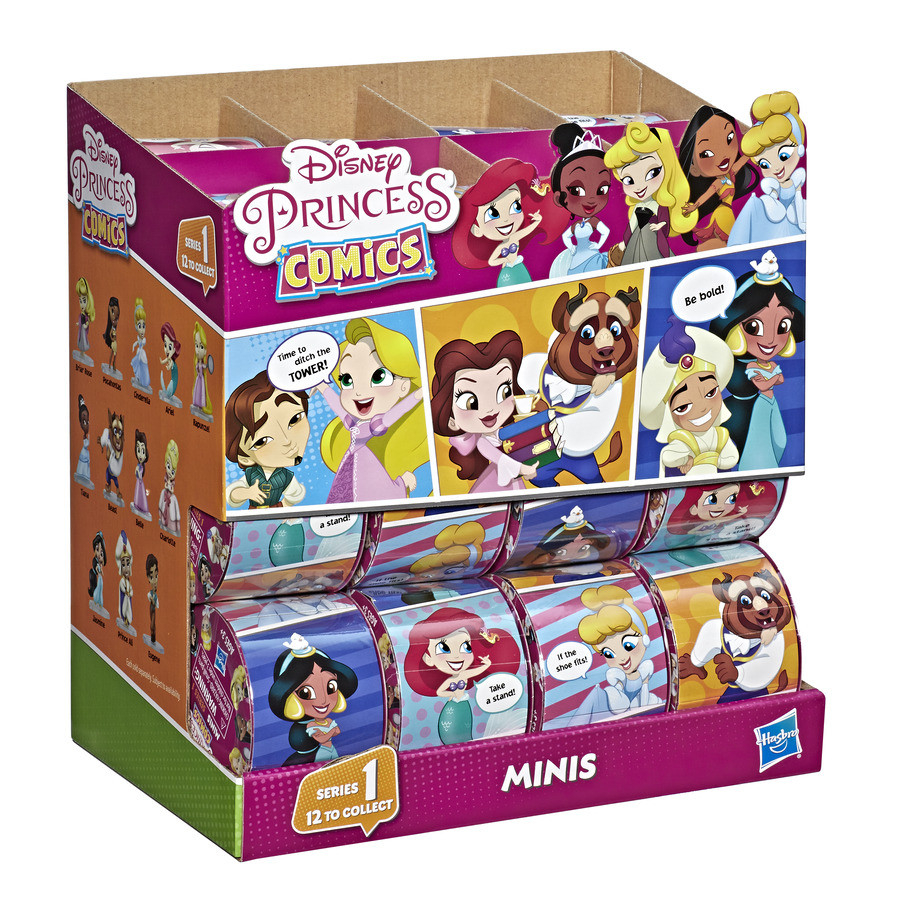 HASBRO DISNEY PRINCESSES 2IN Blind Collectables
