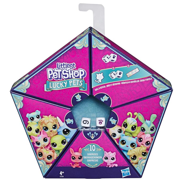 HASBRO LITTLEST PET SHOP Õnnelik lemmikloom multipakk