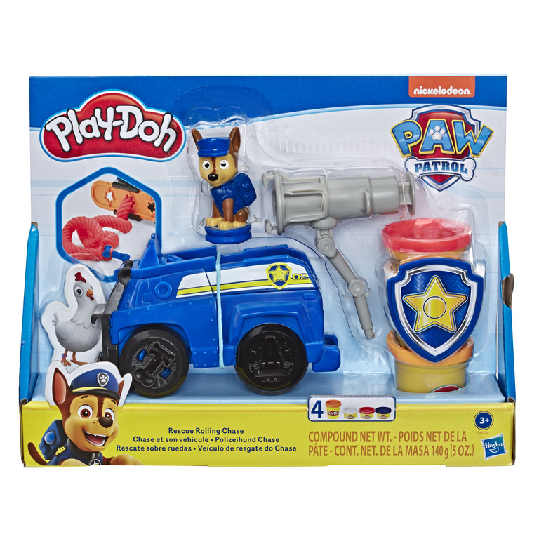 HASBRO PLAY-DOH Rescue Rolling Chase