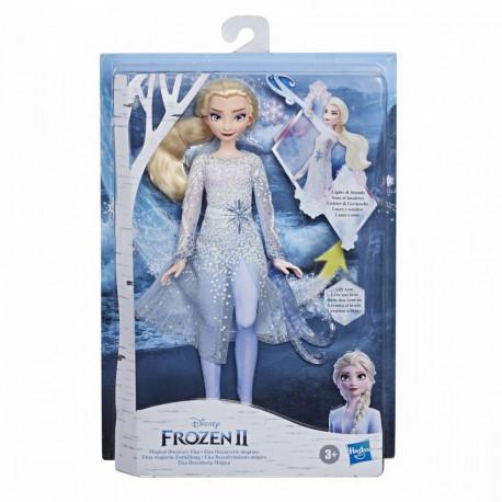 HASBRO DISNEY FROZEN 2 Elsa koos valgustuse ja heliefektidega