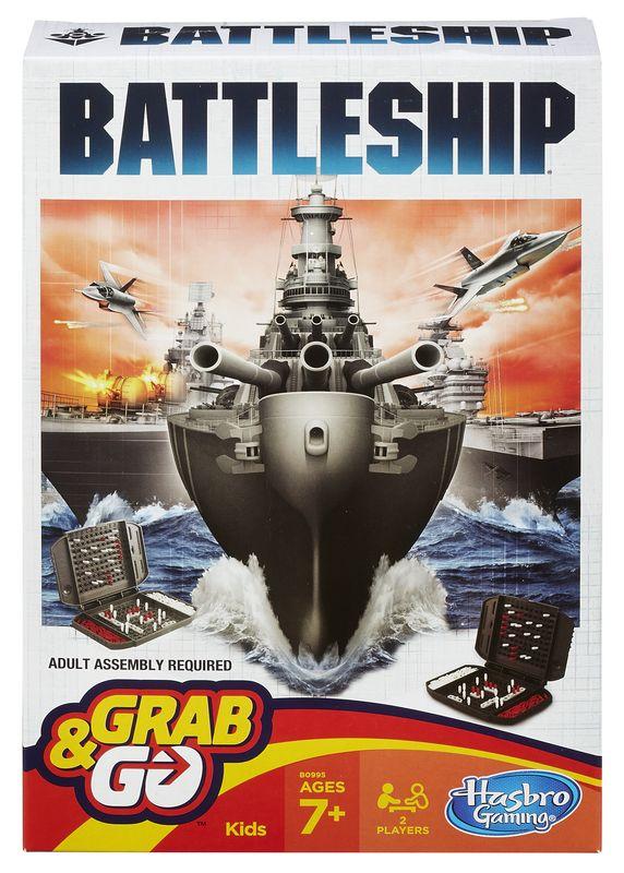 HASBRO Battleship Laivanupotuspeli