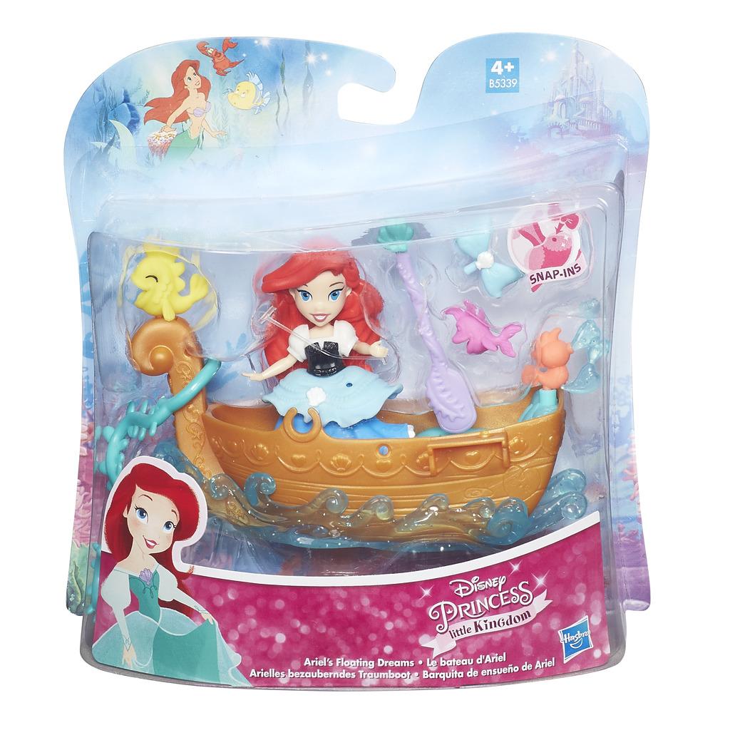 HASBRO DISNEY PRINCESSES Small doll water play ast