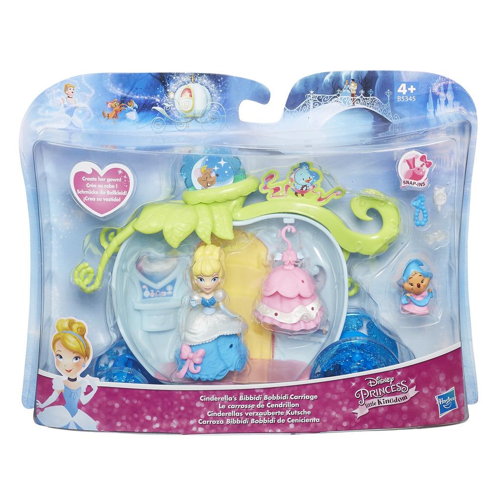 HASBRO DISNEY PRINCESSES Small doll playset ast