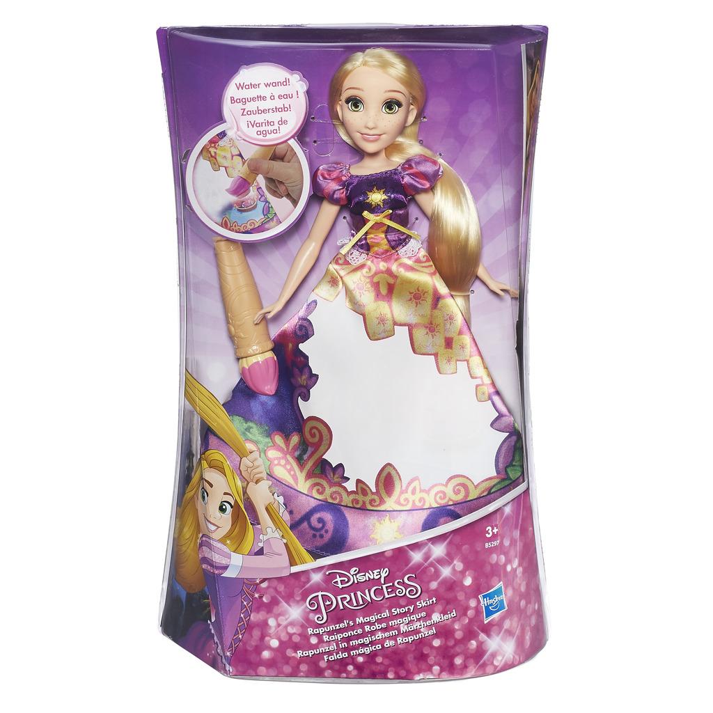 HASBRO DISNEY PRINCESSES Story skirt doll ast