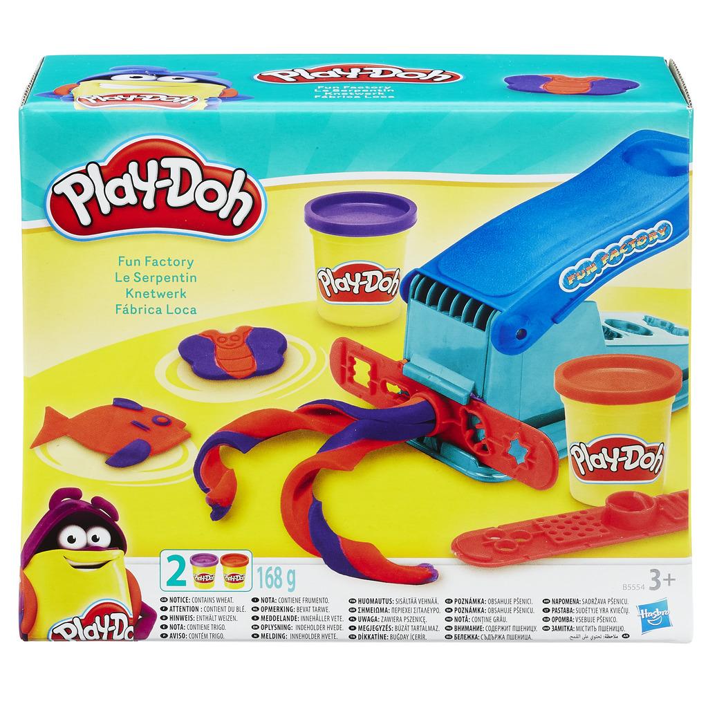 HASBRO PLAY-DOH Basic Fun Factory Pakkaus