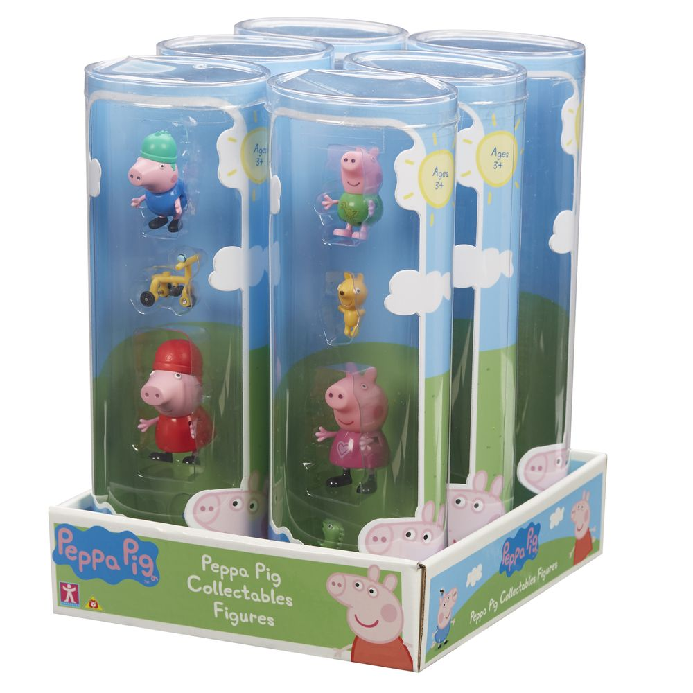 CHARACTER PEPPA PIG Figures With Accessory