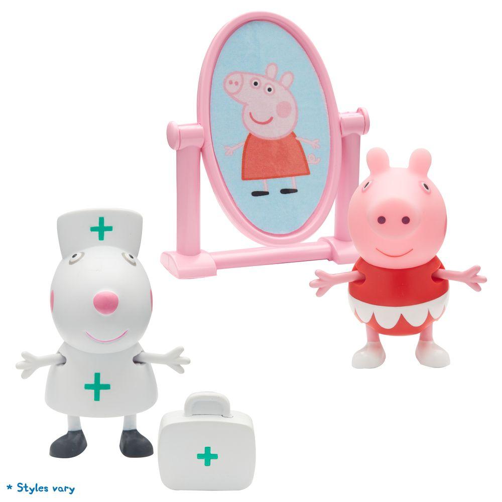 Peppa Pig kujud tuubis